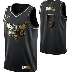 Men's Charlotte Hornets #6 Shelvin Mack  Swingman